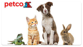 Petco Gift Card